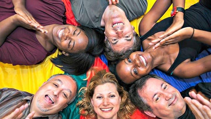 Laughter Yoga & ThetaHealing® at Mind, Body & Spirit Festival