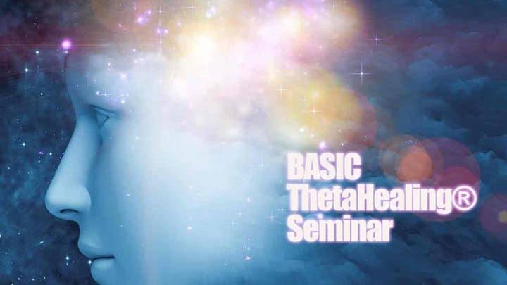 Basic ThetaHealing® Seminar by TH® Master Antigoni Louca