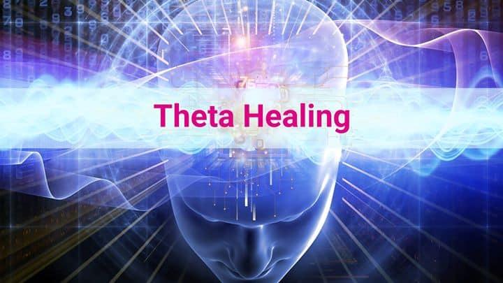 Theta Healing Presentation by Antigoni Tryfonos