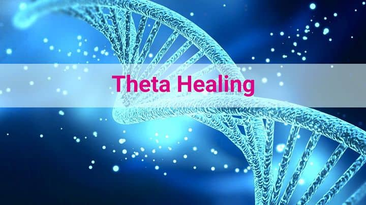 What is THETA HEALING