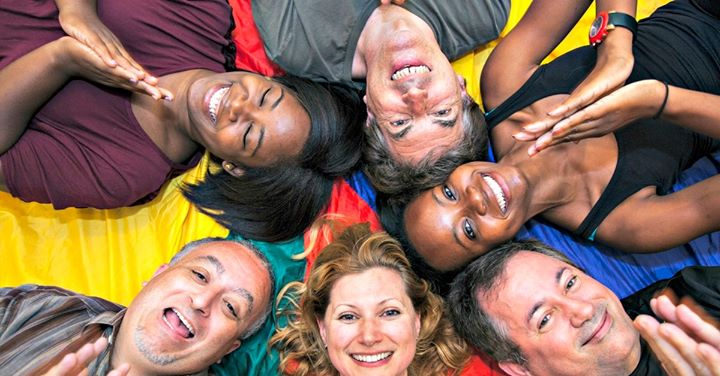 Laughter Yoga Class (Health & Wellbeing Festival)